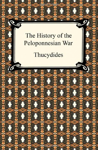 History of the Peloponnesian War   2009 edition cover