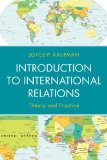 Introduction to International Relations Theory and Practice  2013 edition cover