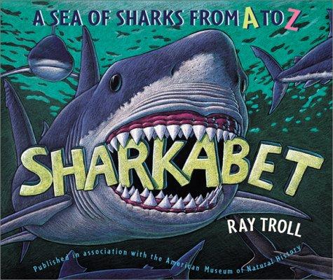 Sharkabet   2001 9781558685192 Front Cover
