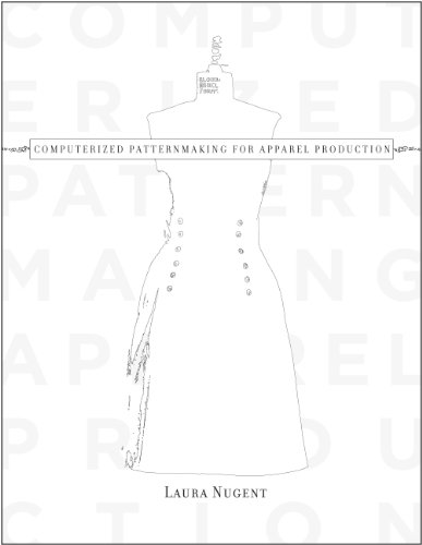 Computerized Patternmaking for Apparel Production  N/A edition cover