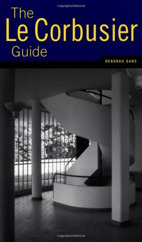 Corbusier Guide  2nd 2000 (Revised) 9781568981192 Front Cover