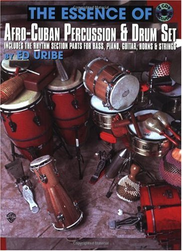 Essence of Afro-Cuban Percussion   1996 edition cover