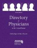 Directory Of Physicians In The United States:  2010 edition cover