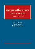 Securities Regulation: Cases and Materials  2015 edition cover