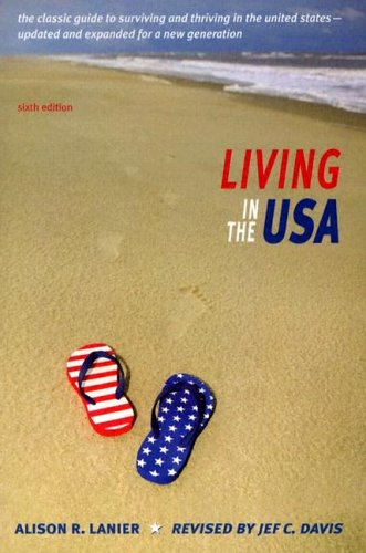 Living in the U.S.A  6th 2005 9781931930192 Front Cover