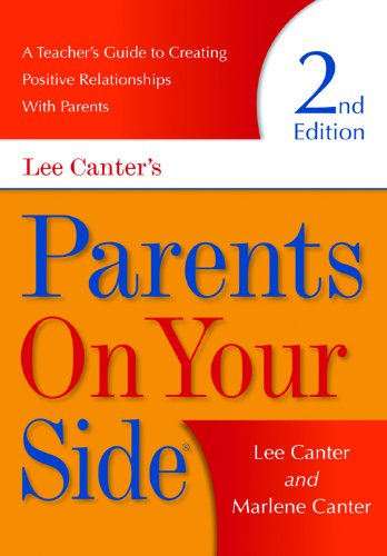 Parents on Your Side A Teacher's Guide to Creating Positive Relationships with Parents 2nd 2001 (Reissue) edition cover