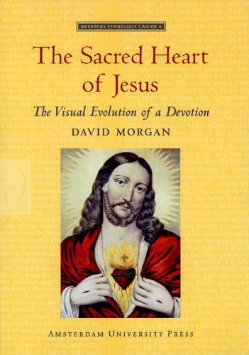 Sacred Heart of Jesus The Visual Evolution of a Devotion N/A edition cover