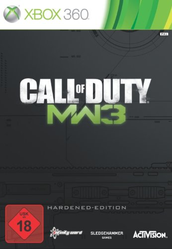Call of Duty: Modern Warfare 3 - Hardened Edition (exklusiv bei Amazon.de) Xbox 360 artwork
