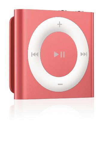 Apple iPod Shuffle - 2GB - Pink (4th Generation) product image