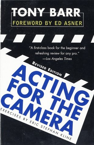 Acting for the Camera  2nd 1997 (Revised) edition cover
