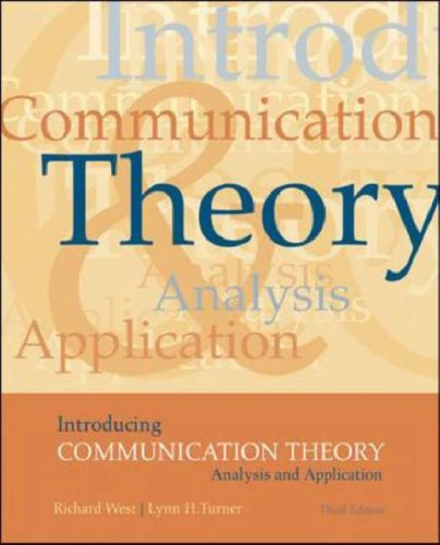 Introducing Communication Theory Analysis and Application 3rd 2007 (Revised) edition cover
