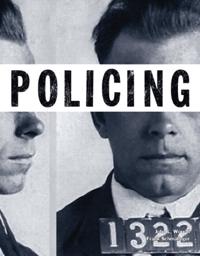 Policing   2013 edition cover