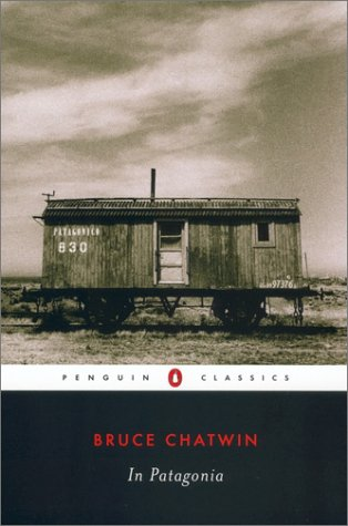 In Patagonia   2003 edition cover