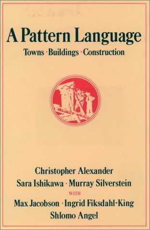 Pattern Language Towns, Buildings, Construction  1977 edition cover