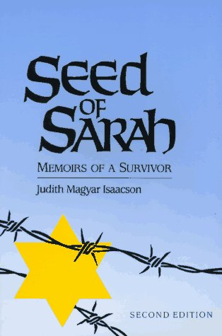 Seed of Sarah Memoirs of a Survivor 2nd edition cover