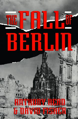 Fall of Berlin  Reprint  9780306806193 Front Cover