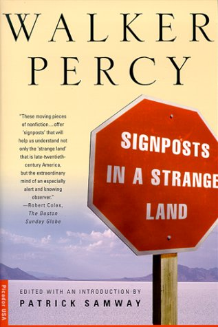 Signposts in a Strange Land Essays  2000 (Revised) edition cover