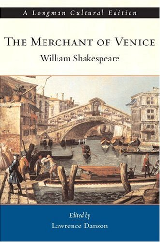 Merchant of Venice   2005 9780321164193 Front Cover
