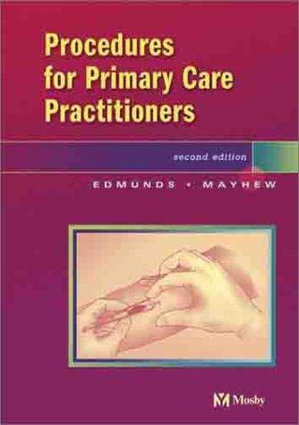 Procedures for Primary Care Practitioners  2nd 2003 (Revised) edition cover