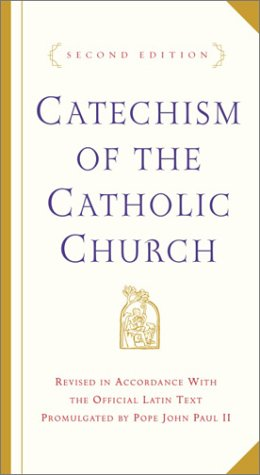 Catechism of the Catholic Church  2nd 1997 edition cover