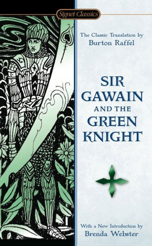 Sir Gawain and the Green Knight   2009 edition cover