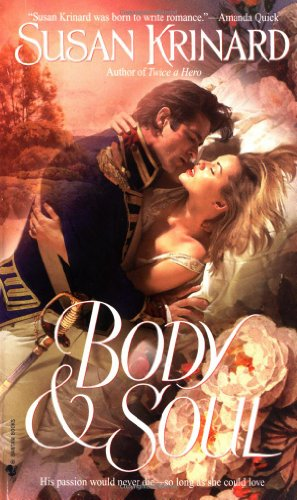Body and Soul A Novel N/A 9780553569193 Front Cover