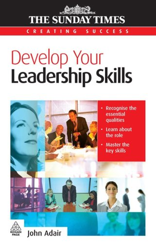 Develop Your Leadership Skills  2nd 2007 9780749449193 Front Cover