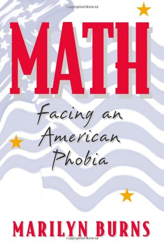 Math Facing an American Phobia  1998 edition cover