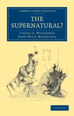 Supernatural?  N/A 9781108029193 Front Cover