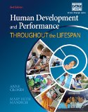 Human Development and Performance Throughout the Lifespan:   2015 edition cover