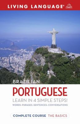Complete Portuguese: the Basics (Coursebook)  Large Type  9781400024193 Front Cover