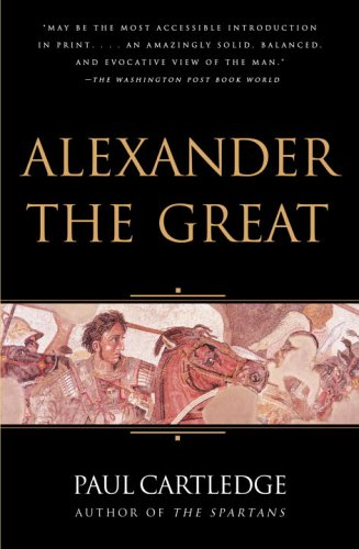 Alexander the Great The Hunt for a New Past  2005 edition cover