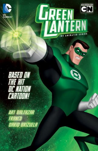 Green Lantern: the Animated Series   2012 9781401238193 Front Cover