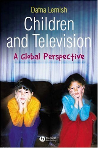 Children and Television A Global Perspective  2006 edition cover