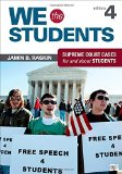 We the Students: Supreme Court Cases for and About Students  2014 edition cover