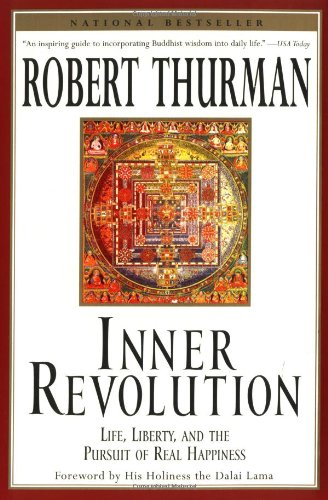Inner Revolution  Reprint edition cover