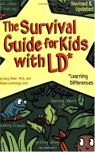 Survival Guide for Kids with Learning Differences   2002 (Revised) edition cover