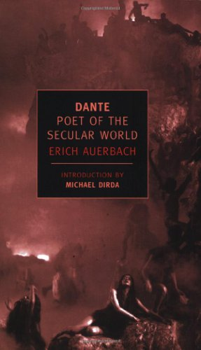 Dante Poet of the Secular World  2006 edition cover