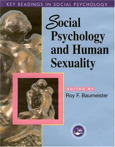 Social Psychology and Human Sexuality   2001 edition cover