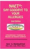 NAET: Say Good-Bye to Your Allergies  2012 edition cover