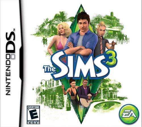 The Sims 3 - Nintendo DS Nintendo DS artwork