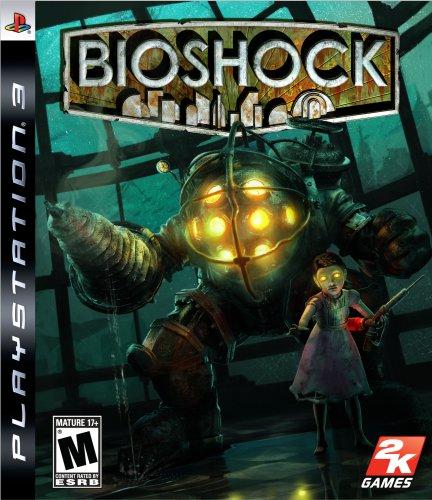 Bioshock - Playstation 3 PlayStation 3 artwork