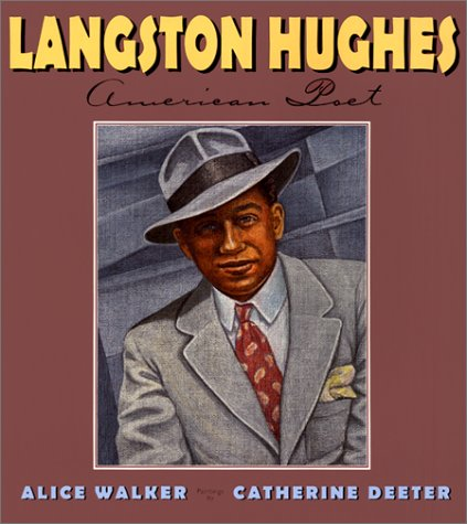 Langston Hughes American Poet  2002 (Revised) edition cover