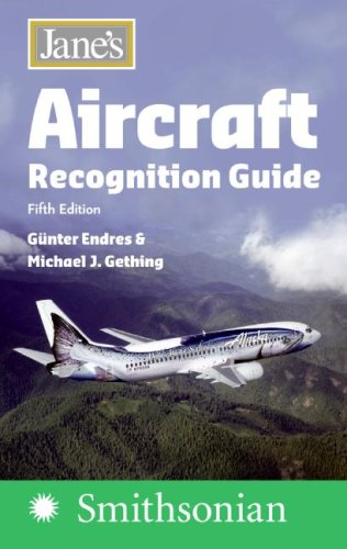 Jane's Aircraft Recognition Guide  5th (Guide (Instructor's)) edition cover
