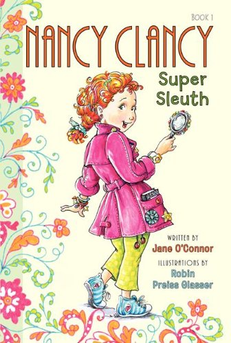 Nancy Clancy, Super Sleuth   2014 edition cover