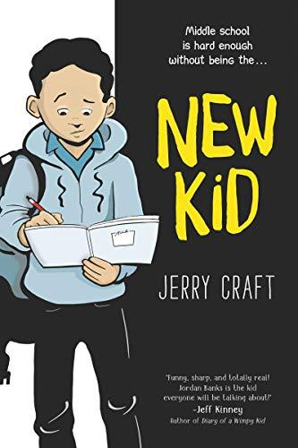Cover art for New Kid
