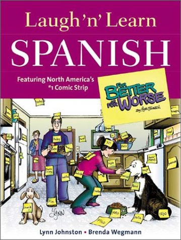 Laugh 'n' Learn Spanish   2004 edition cover