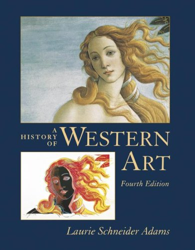History of Western Art 4th 2005 edition cover