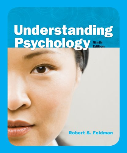 Understanding Psychology  9th 2009 edition cover