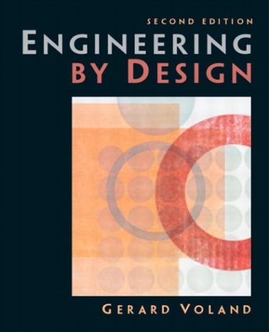 Engineering by Design  2nd 2004 (Revised) edition cover